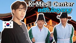 Visiting K-Medi Center with K-pop idol & Actor (feat. Jaeyong)