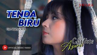 CHELISTA AGARSI - TENDA BIRU (Official Music Video)