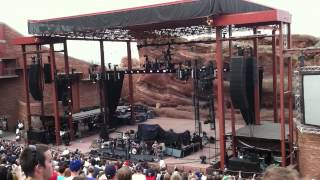 Flobots - Handlebars (Live @ Red Rocks 6/5/2011)