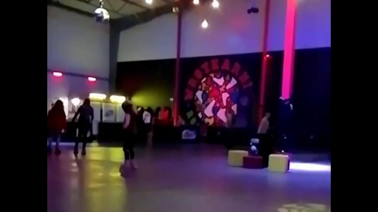 Disco Roller Test