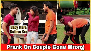 Teri Girlfriend kal Kisi Or Ladke K Sathe The - Prank On Couple Gone Wrong| Pranks In India| By TCI