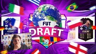 DRAFT 11 NARODOWOŚCI, KTÓRY PRZEJDZIE DO HISTORII! Co tu się..! | FIFA 19