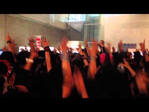 Koino Sperm Amorous Sperm  MAXIMUM THE HORMONE Karaoke SlipKnoT s KNOTFEST JAPAN 2014