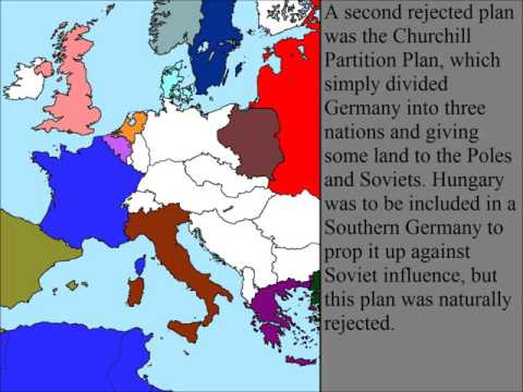 Allied Occupation of Germany and Austria