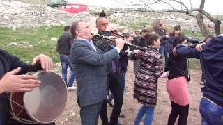 Hovhanes Vardanyan (klarnet) Mno(dhol) Artur(duduk) axalqalak Ixtila