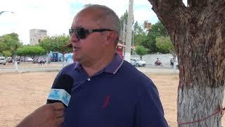 Secretário Chico Baltazar destaca a importância da FENERJ em Limoeiro do Norte