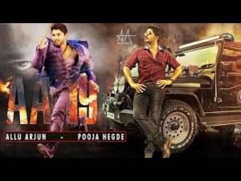 Download AA 19   South Hindi Movies   Allu Arjun, Pooja Hegde   Thaman S I 2020   HD Dubbed I Pak Time