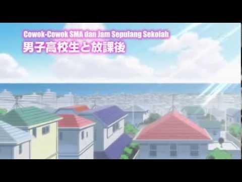 danshi koukousei no nichijou sub indo episode 1