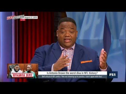 SPEAK for YOURSELF   Whitlock DEBATE: Is Antonio Brown the worst diva in NFL history?