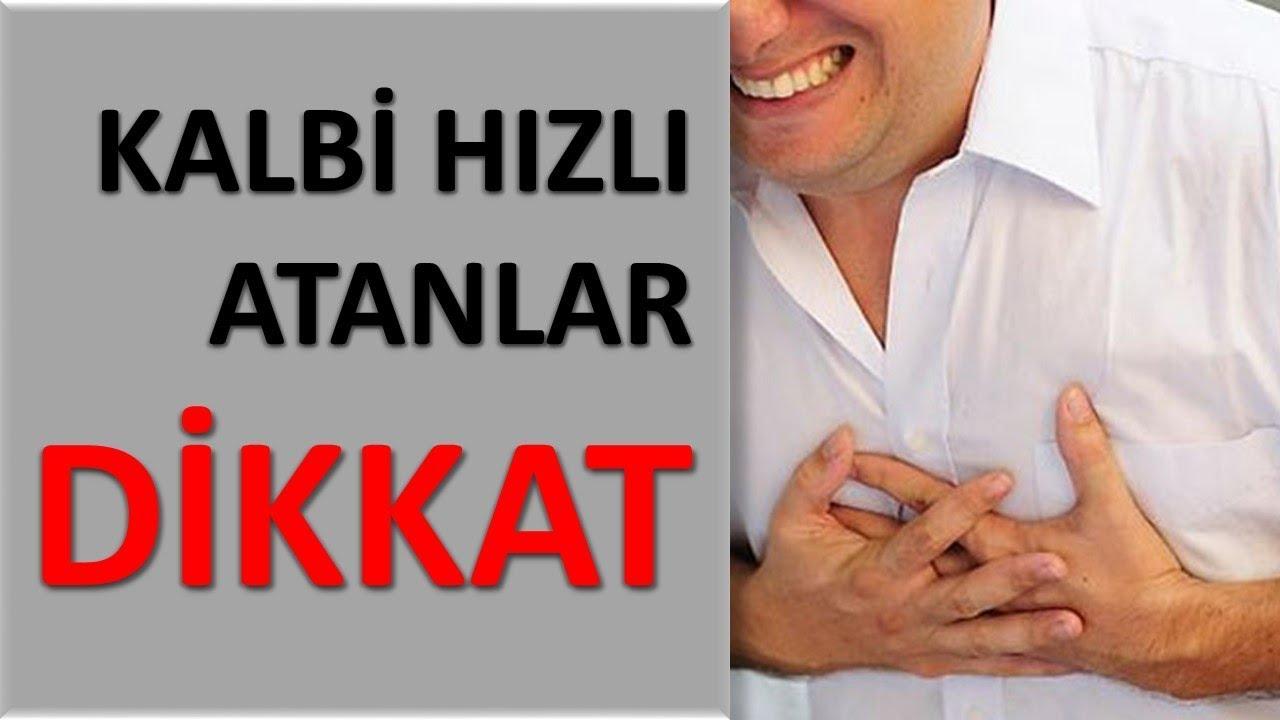 Kalp çarpıntısının 10 doğal çözümü