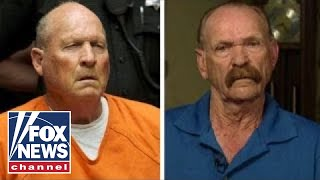 Retired officer worked with Golden State Killer suspect