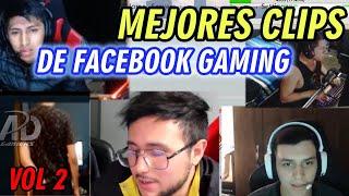 MEJORES CLIPS DE FACEBOOK GAMING PERÚ VOL 2 | DOTA 2
