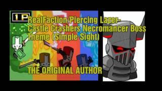 Piercing Lazer - Castle Crashers Necromancer Theme (Simple Sight) thumbnail