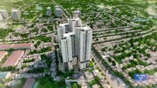 Video dự án Mandarin Garden 2 Tân Mai - Chủ đầu tư Hòa Phát