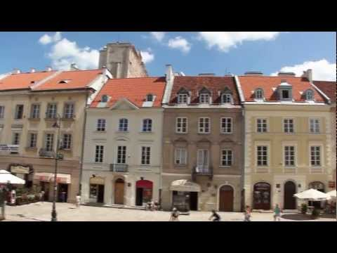Warszawa HD - Warsaw HD / Rynek Starego Miasta ...