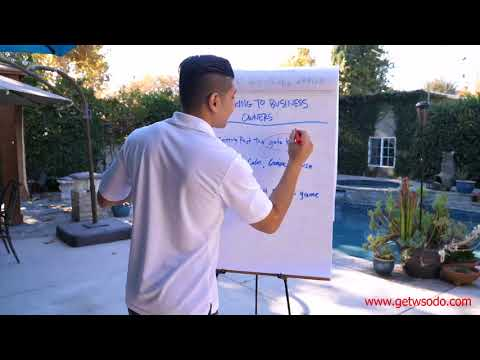 ATM ACADEMY MASTERY ERIC LUEVANO - Talking to Business Owners