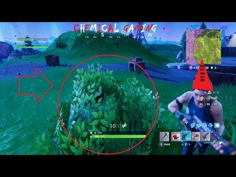 You sneaky son of a.... bush? | Fortnite Battle Royale Gameplay on Xbox One