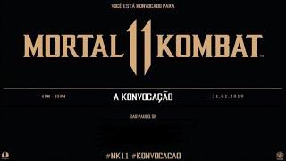 Mortal Kombat 11 - A Konvocação
