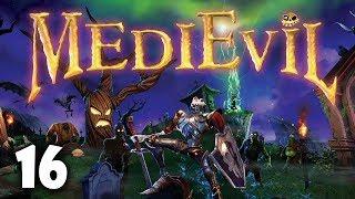 Sala wejściowa i maszyna czasu #16 MediEvil PS4 | PL | Gameplay | Zagrajmy w