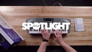 Medeli MC37A Mini Keyboard Unboxing