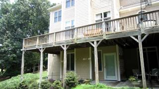 "Wood Re New Raleigh Large Deck & Screened Porch Protecting / Staining / Sealing ""before"" Video"