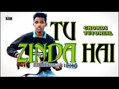 Tu Zinda Hai | Jesse Jonathan David | Guitar Chords Tutorial | AFC Music | Hindi Christian Song 2018 thumbnail