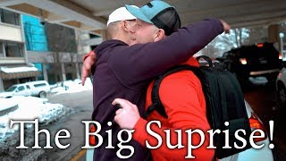 Surprising My Brother With His Car!