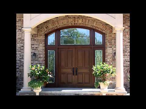 Exterior Double Doors in Prosper