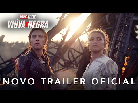 Viúva Negra | Marvel Studios | Trailer Oficial Legendado