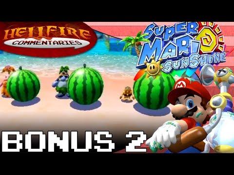Super Mario Sunshine playthrough [Bonus #2: For a Few Shines More]