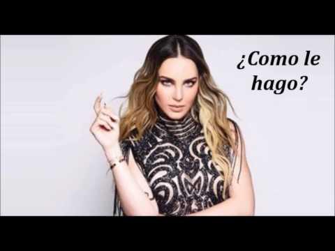 Belinda Desesperada (feat. 3BallMTY) Letra