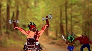Moment Hero Dota 2 Beastmaster