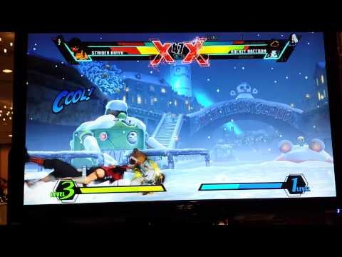 C.O.R.N vs GOA 5v5 MM Part 2