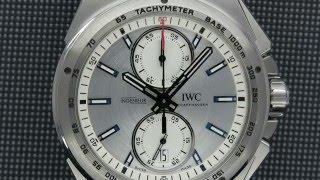 """DavidSW """"On Today's Wrist"""" - IWC Ingenieur Chronograph Racer"""