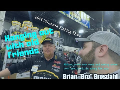 2019 Ultimate Fishing Show - New Friends And Old Friends