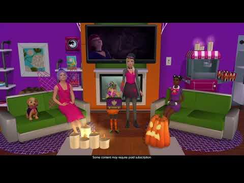 Barbie Dreamhouse Adventures Aplikasi Di Google Play
