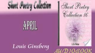 April Louis Ginsberg Audiobook Short Poetry
