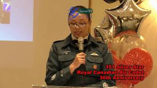 20170525, Air Cadet 351, Anniversary Dinner
