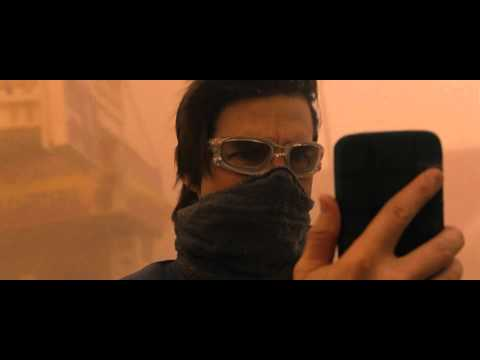Mission: Impossible Ghost Protocol clip: Sandstorm
