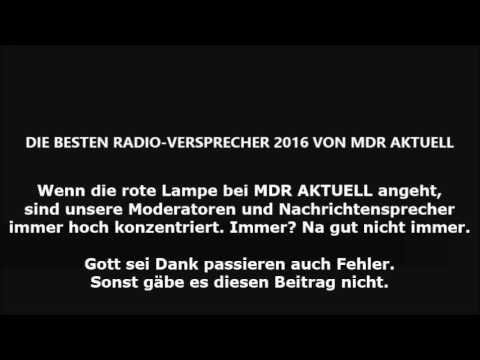 Radio Versprecher