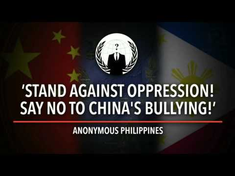 Filipino hackers deface Chinese websites