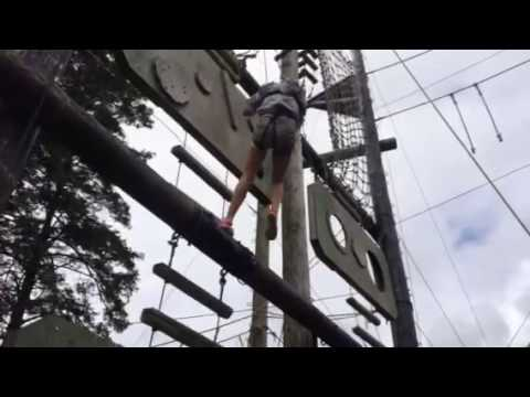 High Ropes Descent KW3