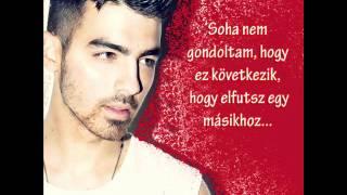 Joe Jonas- See No More Magyarul
