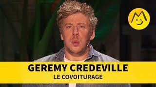 Geremy  Credeville - Le covoiturage