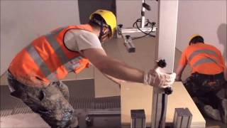 Video ATILER FL600 installing 300 x 600mm tiles in small room download MP3, 3GP, MP4, WEBM, AVI, FLV Agustus 2018