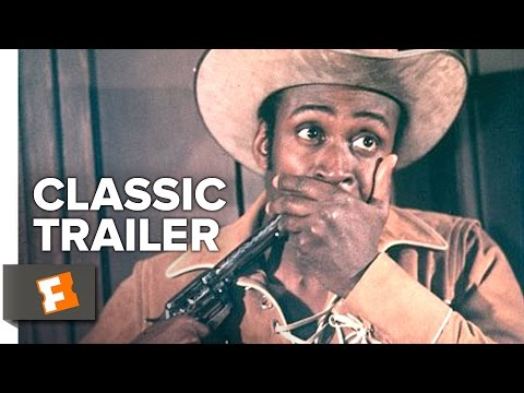 Blazing Saddles trailers