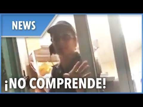 Florida Taco Bell Employee FIRED For Refusing To Serve English Speaking Customer