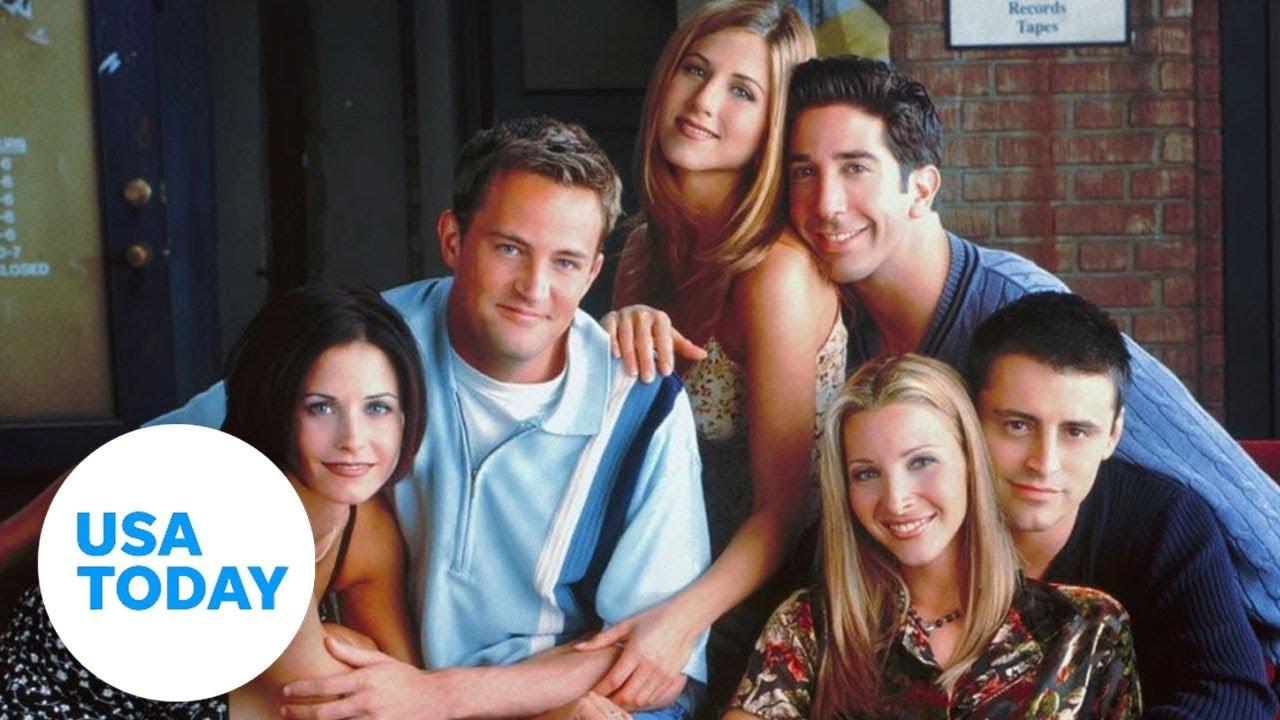 Monica i Chandler łączą się aktualizacja połączenia
