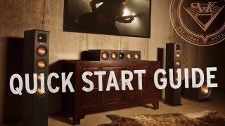 Klipsch Reference Premiere HD Wireless Quick Start Guide