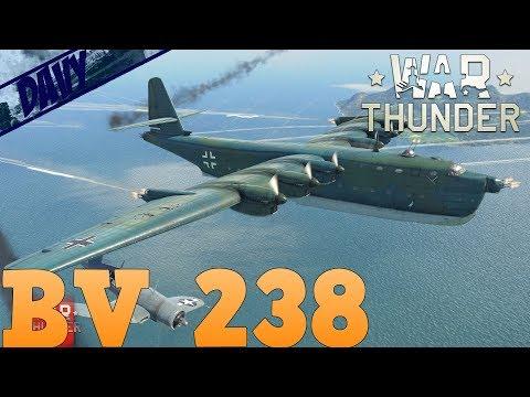 War Thunder Gameplay ITA - BV 238 - IL MIGLIOR IDROVOLANTE DEL GIOCO!